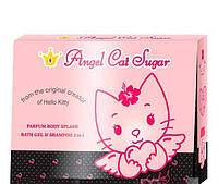 La Rive HelloKitty Melon For Girl Подарочный набор для женщин (Душистая вода 90мл  Гель для душа 250мл)