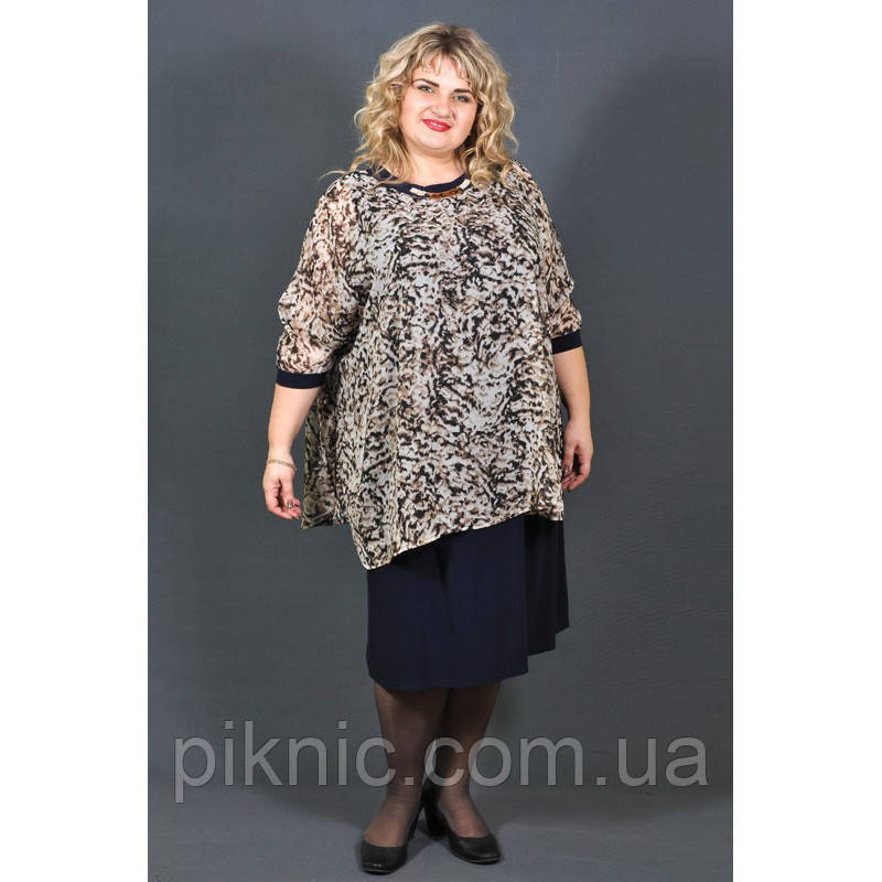 43cccc0fa8db5ac Нарядное платье Далида больших размеров 60, 62, 64, 66. Красивое платье для