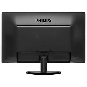 ■Монитор 22 дюйма PHILIPS 223V5LSB2/62 Black WLED TN 1920x1080 5 мс 250 кд м2, фото 2