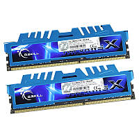Модуль памяти G.Skill DDR3 16GB 2400MHz 2x8192 F3-2400C11D-16GXM компьютерный