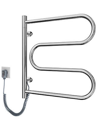 Электрический полотенцесушитель Лассо-I 550x520, фото 2
