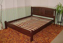 """Кровать """"Афина"""" (200*160), массив дерева - ольха, покрытие - № 11. 8"""