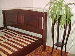 """Кровать """"Афина"""" (200*160), массив дерева - ольха, покрытие - № 11. 9"""