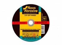 Диск отрезной по металлу NOVO ABRASIVE 150х2.0х22мм