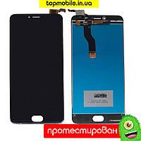 Модуль Meizu M3 Note L681 (дисплей + тачскрин)  черный \ белый