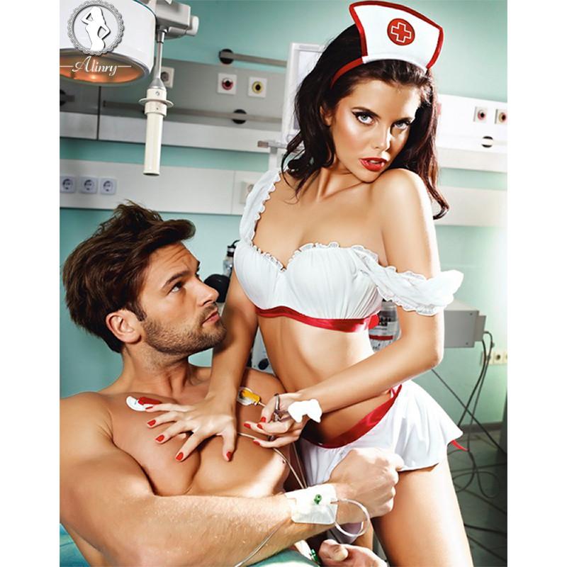 Комплект Медсестры Allure наряд медработника