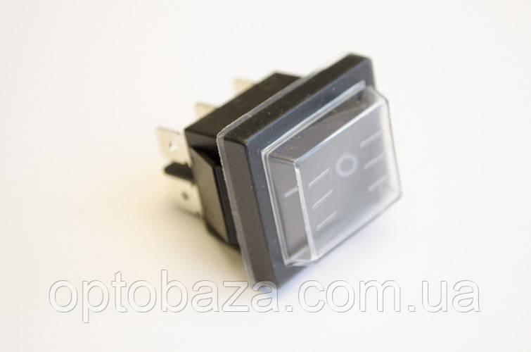 Кнопка для зварювання (10А) 6 контактів