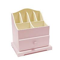 Комод для хранения художественных инструментов «Marilyn» Розово-ванильный
