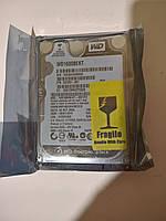 """HDD Scorpio Black WD1600BEKT 160GB 7200 RPM 16MB Cache SATA 3.0Gb/s 2.5"""" ноут/нетбук  Новий!!"""