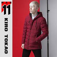 11 Киро Токао | Японская модная куртка весна-осень 4864 бордовый