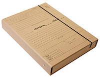 """Архивная папка на резинке А4 40мм """"Нотариус"""" ITEM 315/10PR"""