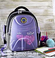 """Рюкзак школьный EVA фасад 15"""", """"Romantic Moments"""", 733  CF85839"""