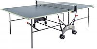 Теннисный стол для помещений AXOS INDOOR 1 TT table indoor серый  7046-900