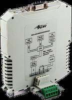 Преобразователь интерфейсов WAD-RS232-RS485-ILOOP-BUS