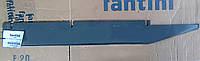 Пластина правая жатки Fantini, 10852