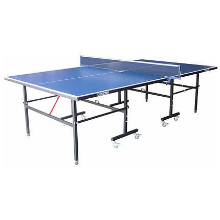 Теннисный стол всепогодный TT table outdoor . р.0   TTI22-02M-. 0 , фото 2