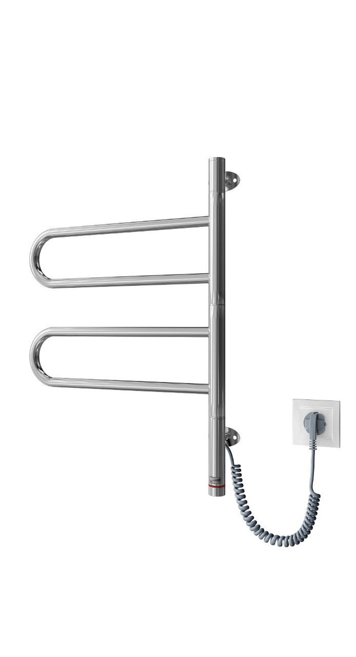 Электрический полотенцесушитель Тристар-I 600x445x50