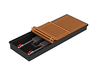 Водяной внутрипольный конвектор с естественной конвекцией FC 09 plus