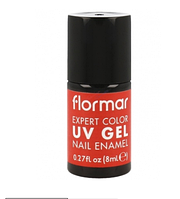 Гель-лак для ногтей Flormar Expert Color UV Salmon Nigiri  №12
