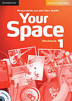 Your Space 1 Work Book with Audio CD (рабочая тетрадь)