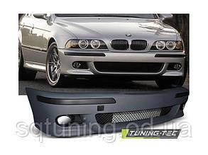 Бампер передній BMW E39 09.95-06.03 M-PAKIET (ZPBM03)