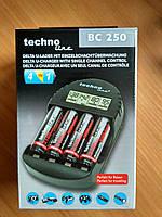 Зарядное устройство Technoline BC250, 4-канала