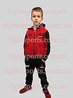 Детский спортивный костюм UFC REEBOK RED