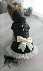 Пальто, куртка  для собаки К-24. Одежда для собак