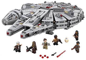LEGO Star Wars Сокол Millennium Falcon 75105