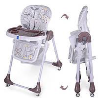 Детский стульчик для кормления BAMBI M 3233-6