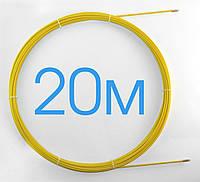 Протяжка кабельна 20м Ø 4мм базовый | Мини-УЗК