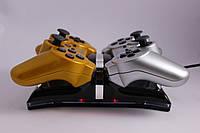 Зарядное устройство (подставка, зарядная станция) для джойстиков PS3