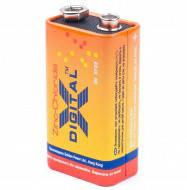 Батарейка X-DIGITAL солевая крона 6F22.9V.G3 (10шт/уп)