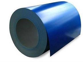 Рулон оцинкованный с  полимерным покрытием 0.38, фото 2