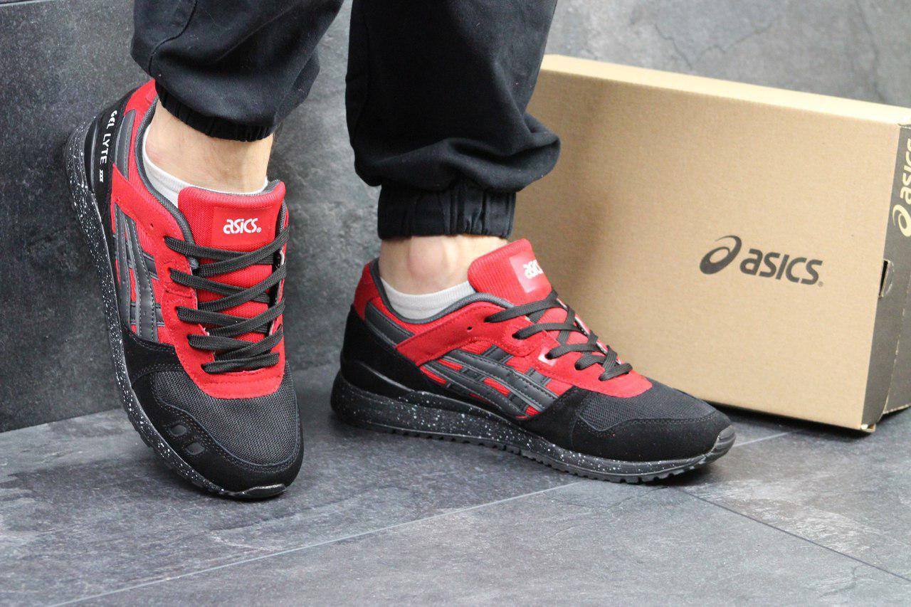 Мужские спортивные кроссовки Asics яркие