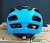 Велошлем Green Cycle Enduro 58-61см HEL-01-63 черный / синий, фото 4