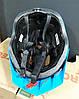 Велошлем Green Cycle Enduro 58-61см HEL-01-63 черный / синий, фото 5
