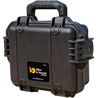 Надежный кейс для защиты фотоаппарата, портативной видеокамеры формата Mini DV или HD и другого оборудования.