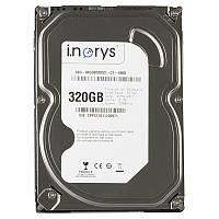 Жесткий диск i.norys 320GB 5700rpm 8MB (INO-IHDD0320S2-D1-5708) для компьютера