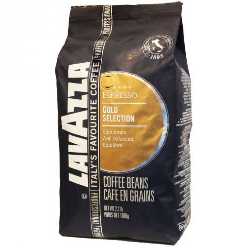 Кофе в зернах Lavazza Gold Selection  1кг. OriginaL
