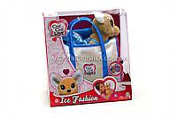 Мягкая игрушка «Собачка Chi Chi Love» в сумочке 5893127