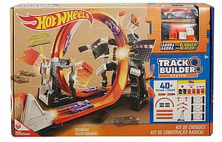 Трек Hot Wheels Construction Crash Kit, Ударна хвиля DWW96 Оригінал
