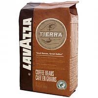 Кофе в зернах Lavazza Tierra 1кг. ORIGINAL !
