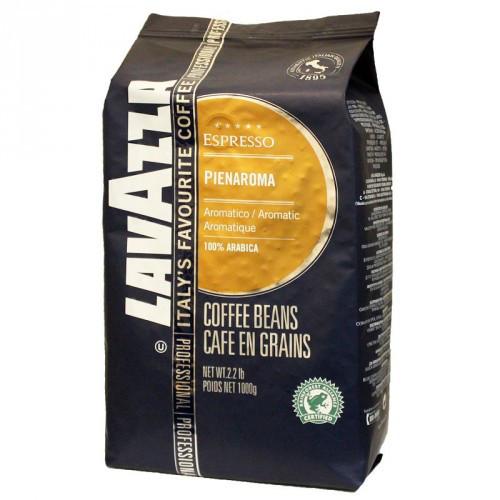 Кофе в зернах Lavazza Pienaroma  1кг. OriginaL