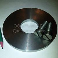 Шайба плоская М36 ГОСТ 6958-78 специальное исполнение производство ТАНТАЛ сталь 20