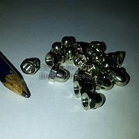Гайка нержавеющая колпачковая М5 DIN 1587 ГОСТ 11860-85 ТАНТАЛ нержавеющая сталь А2