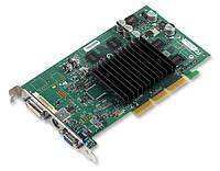 Видеокарта  AGP NVidia Quadro4 380XGL Kit 64Mb VGA-DVI TV-OUT