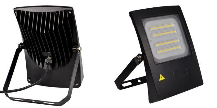 Світлодіодний прожектор 1-LED-FL-50W-Super Penguin 50W 4500K/6000K