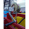 Обприскувач навісний Jar Met 800 л/14 м Польша, фото 3