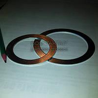Шайбы плоские штампованные специальные Ø54 и Ø74 оцинкованные производство ТАНТАЛ сталь 3